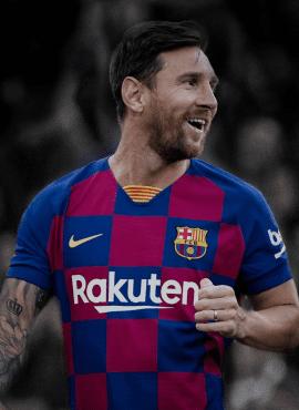 FCB88 Lionel Messi