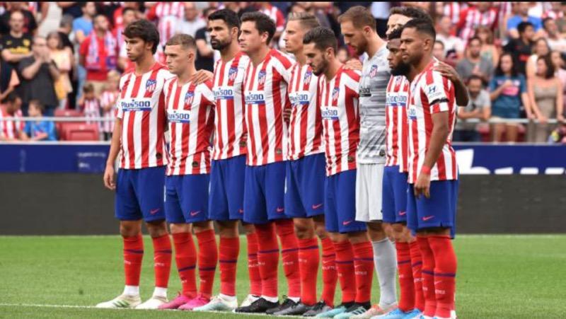 Đội bóng Atletico Madrid