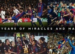 Khoảnh khắc Barca 2010 - 2019