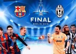 Barca-Juventus