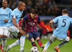 Barca-Man City