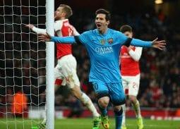 Barca vs Arsenal