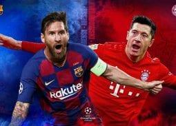 Barca vs Bayern