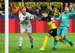 Barca vs Dortmund-