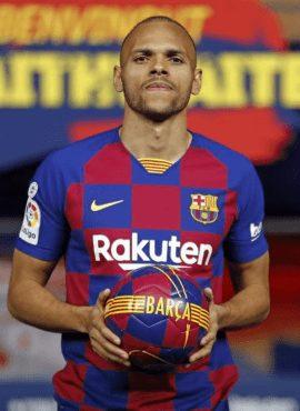 Braithwaite Barcelona tien dao