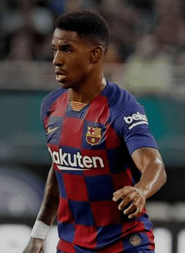 Junior Firpo Barcelona 2020