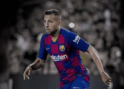 Jordi Alba Barcelona 2020