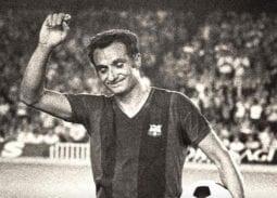 Tiền vệ huyền thoại Josep Maria Fuste