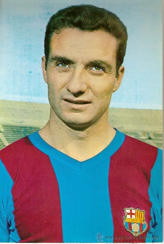 Tiền vệ Josep Maria Fuste 1962 1972