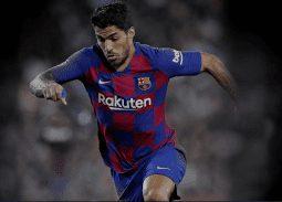 Luis Suarez Barcelona 2020