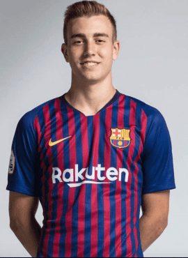 Oril Busquets Barcelona 2020