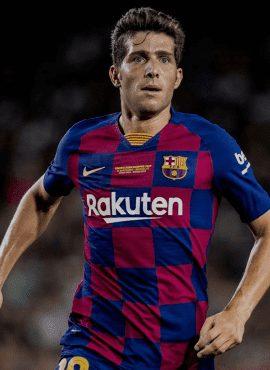 Sergi Roberto Barcelona 2020