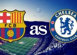 Lịch sử đối đầu Barcelona vs Chelsea