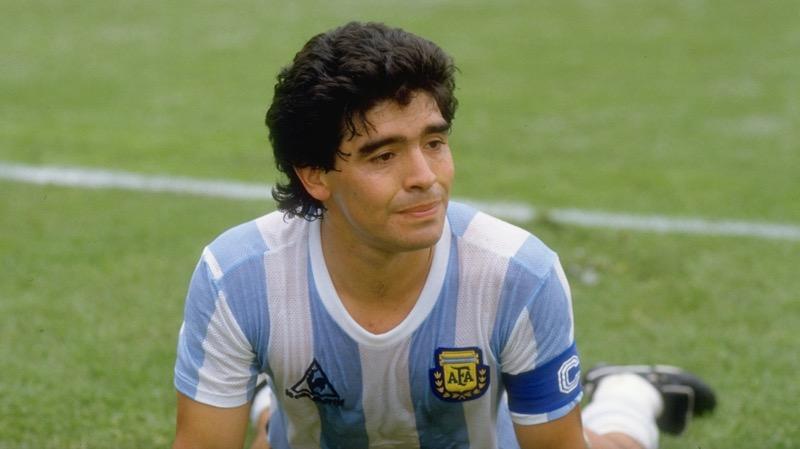 Cầu thủ Diego Maradona