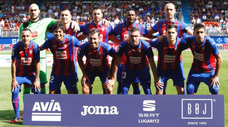 Đội bóng Eibar