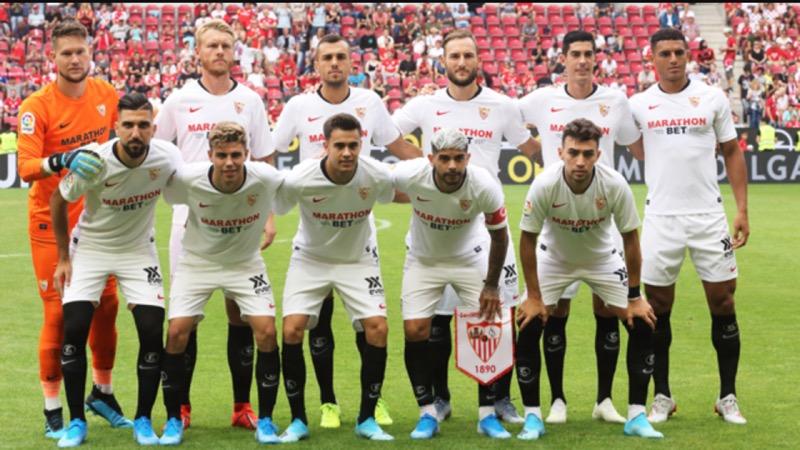 Đội bóng Sevilla