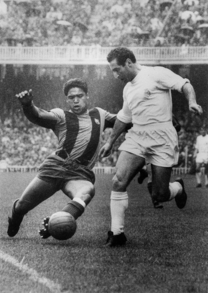 Hậu vệ Julio Cesar Benitez