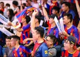 Họp Fan Barca