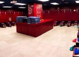 Phòng thay đồ Barcelona
