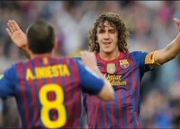 Cầu thủ Carles Puyol