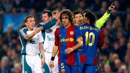 Siêu kinh điển Barca vs Liverpool