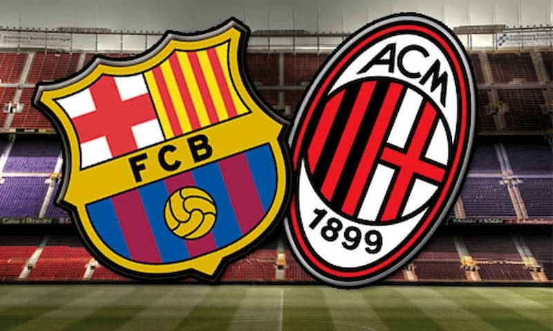 Barca-AC Milan