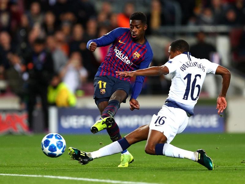 Barca vs Tottenham