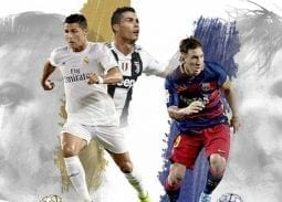 Ronaldo - Messi