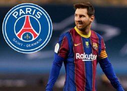 PSG mua Messi